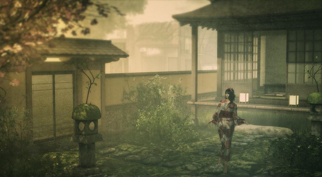 The Geisha Garden