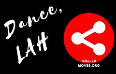 #Move8 Dance, LAH Sticker