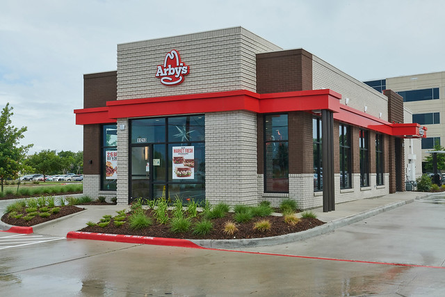 Arby's 1000th Inspire Design Restaurant