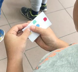 Kind programmiert sich selbst