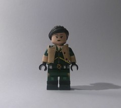 Custom LEGO X-Men: Rogue