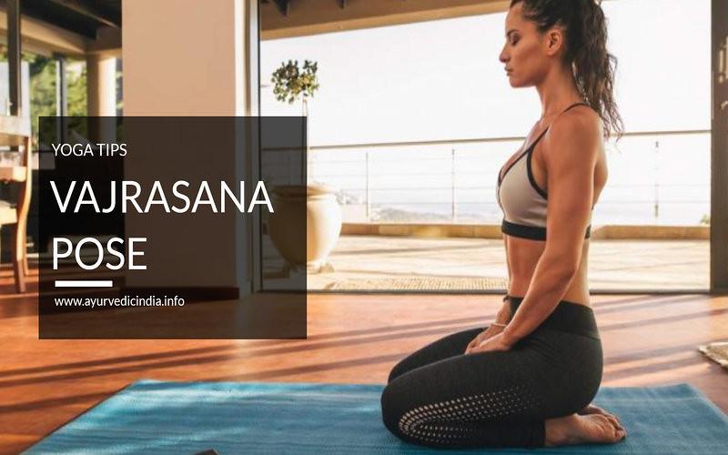 Benefits Of Vajrasana Pose – How To Do Vajrasana(Diamond Pose)