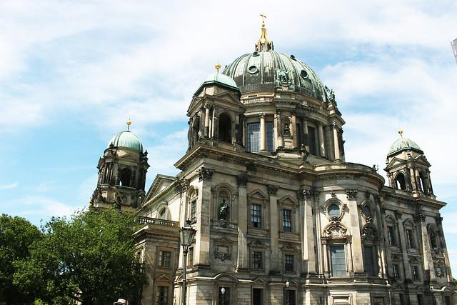 cathédrale de Berlin 1