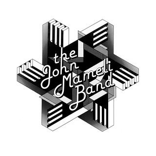 The John Mamali Band Poster (1979)