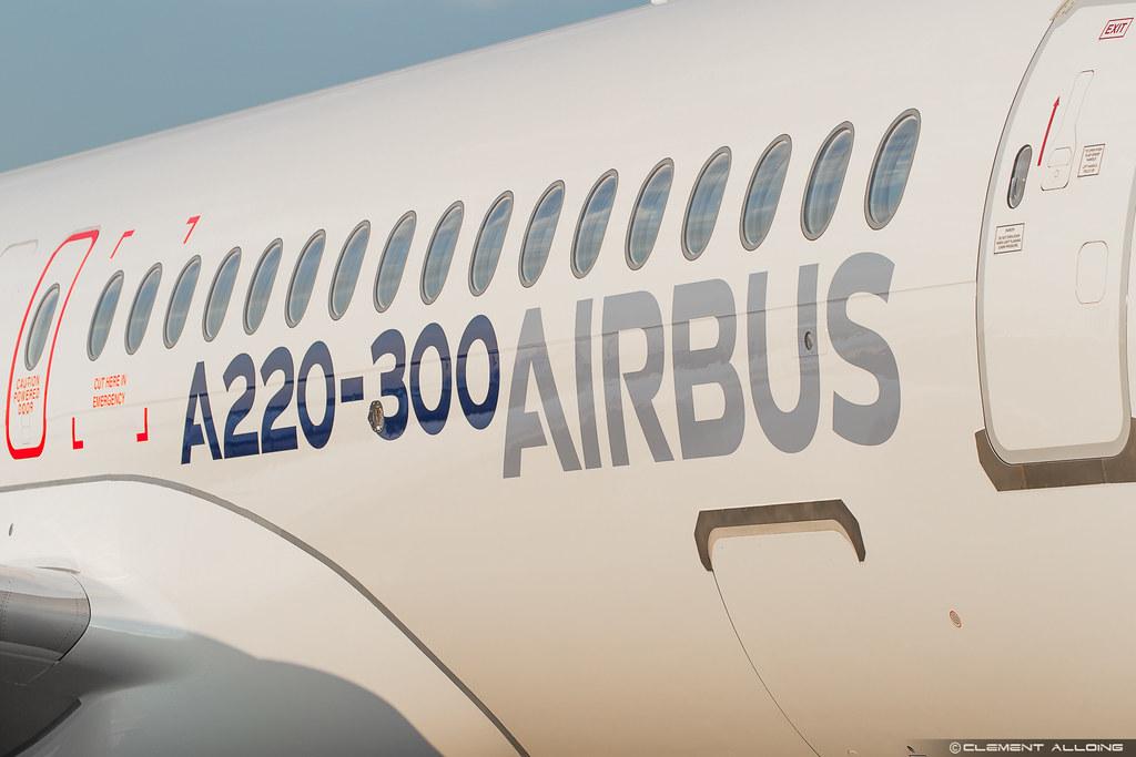 Bombardier / Airbus A220-300 cn 55002 C-FFDO