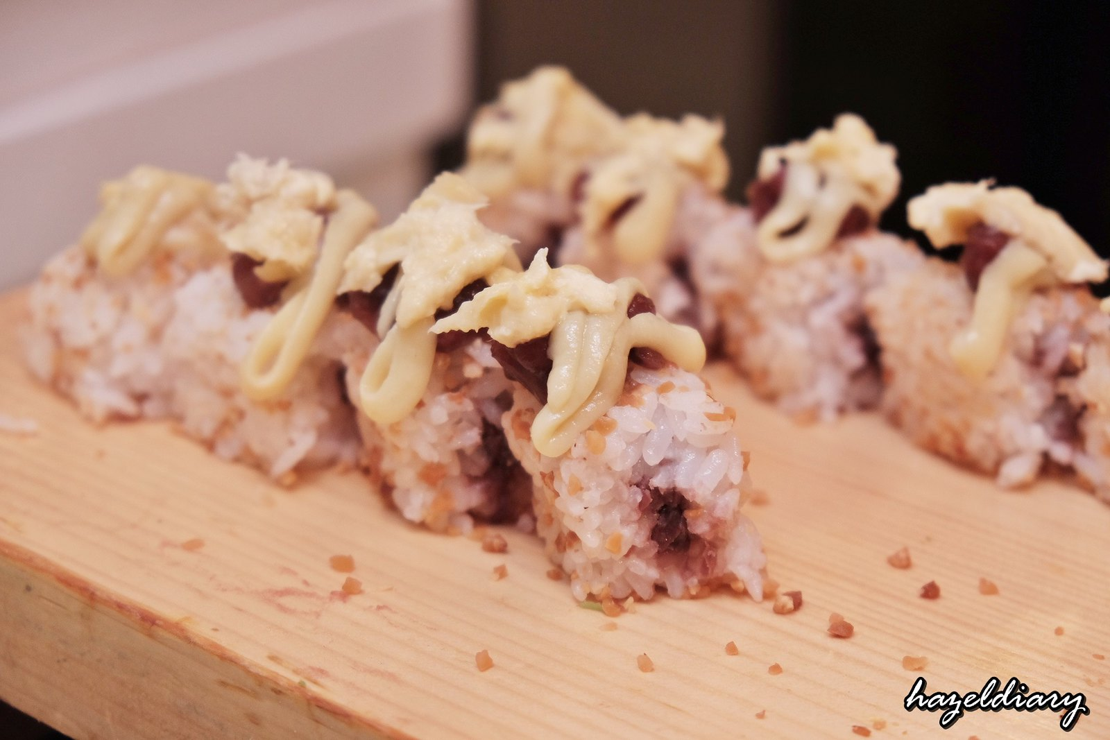 The Line Shangri-La Hotel-Durian buffet-Sushi-1