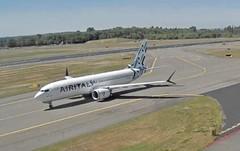 Air Italy Boeing 737 MAX 8 EI-GGK delivery flight Paine Everett Airpor