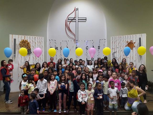 Escola Bíblica de Férias da Igreja Metodista