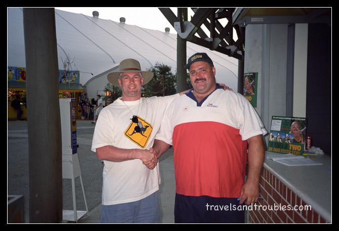 David Foster en Jielus