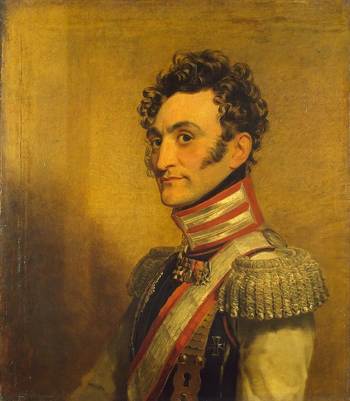 Джордж Доу. Военная галерея 1812 года. Часть 4