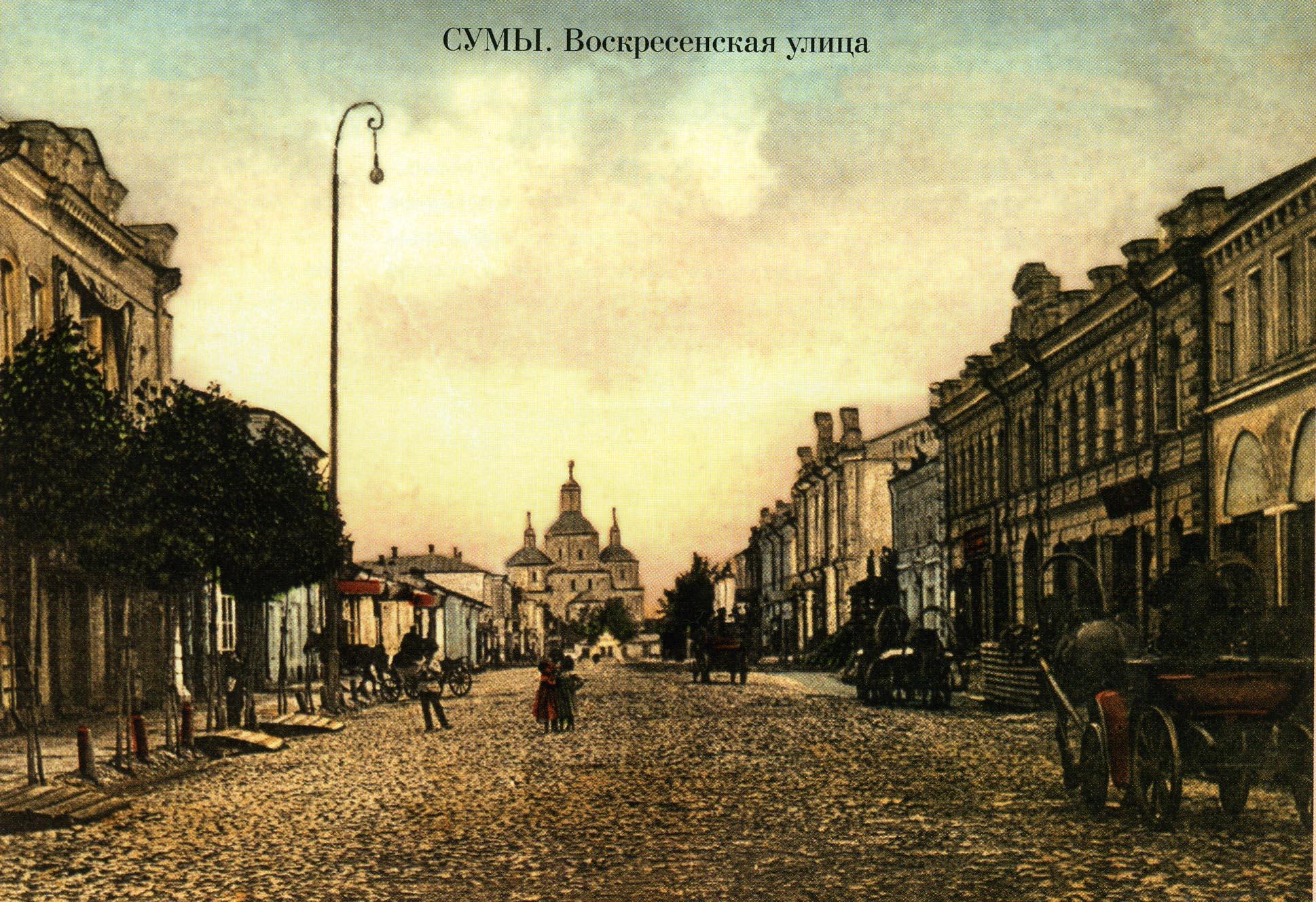 Воскресенская улица