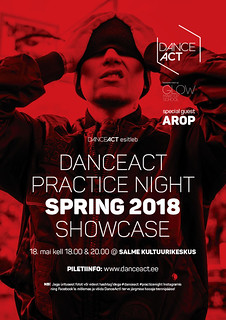 DanceAct Practice Night Spring 2018 Showcase