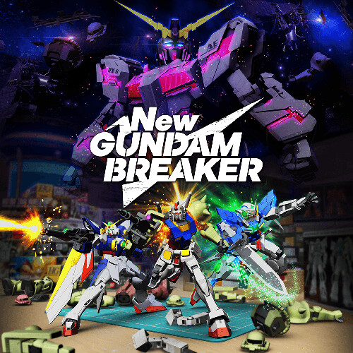 New Gundam Breaker Launch Bundle