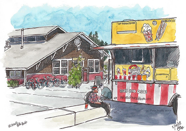 BikeBarn and Food Truck May 2018 sm