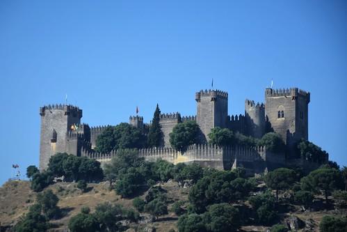 Castillo de Almodóvar del Río (Andalucía, España, 13-6-2018)