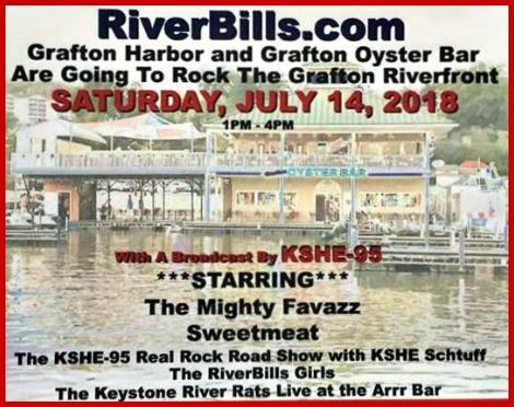 River Bill's 7-14-18