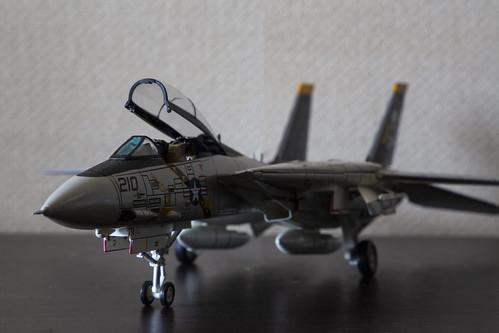 F-14A TOMCAT フィギュア