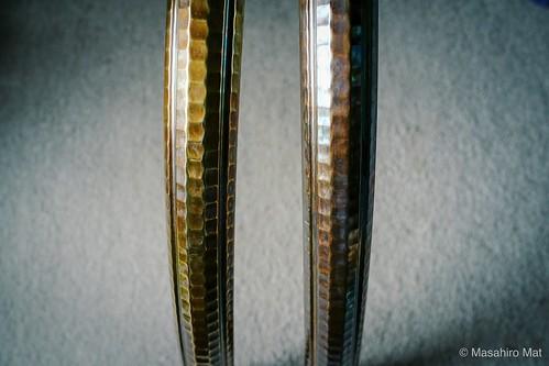brass fender
