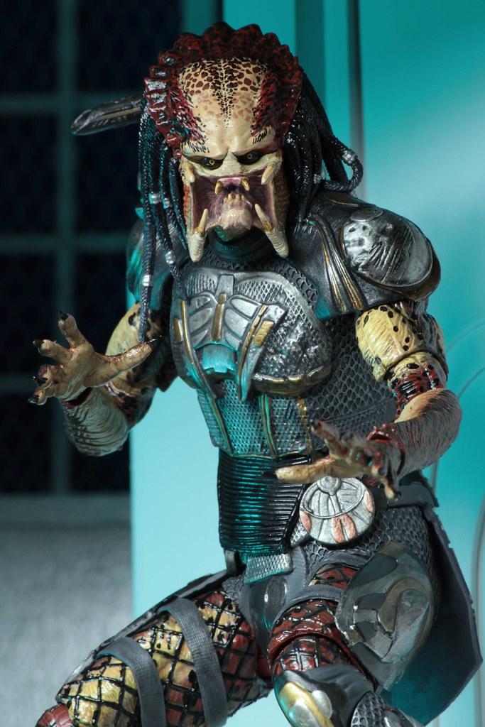 終極獵殺再進化!! NECA《終極戰士:掠奪者》逃犯終極戰士(暫譯) The Predator Ultimate Fugitive Predator 8 吋可動人偶作品