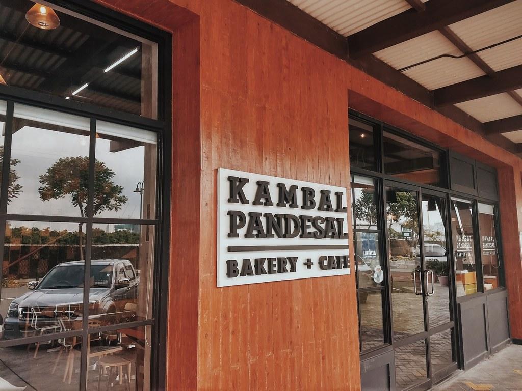 Restaurants in Circulo Verde Kambal Pandesal
