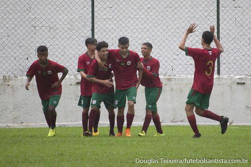 Portuguesa Santista 1 x 0 EC São Bernardo (Sub-15)