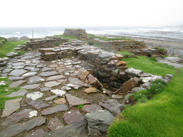 Later Norse House, Brough of Birsay