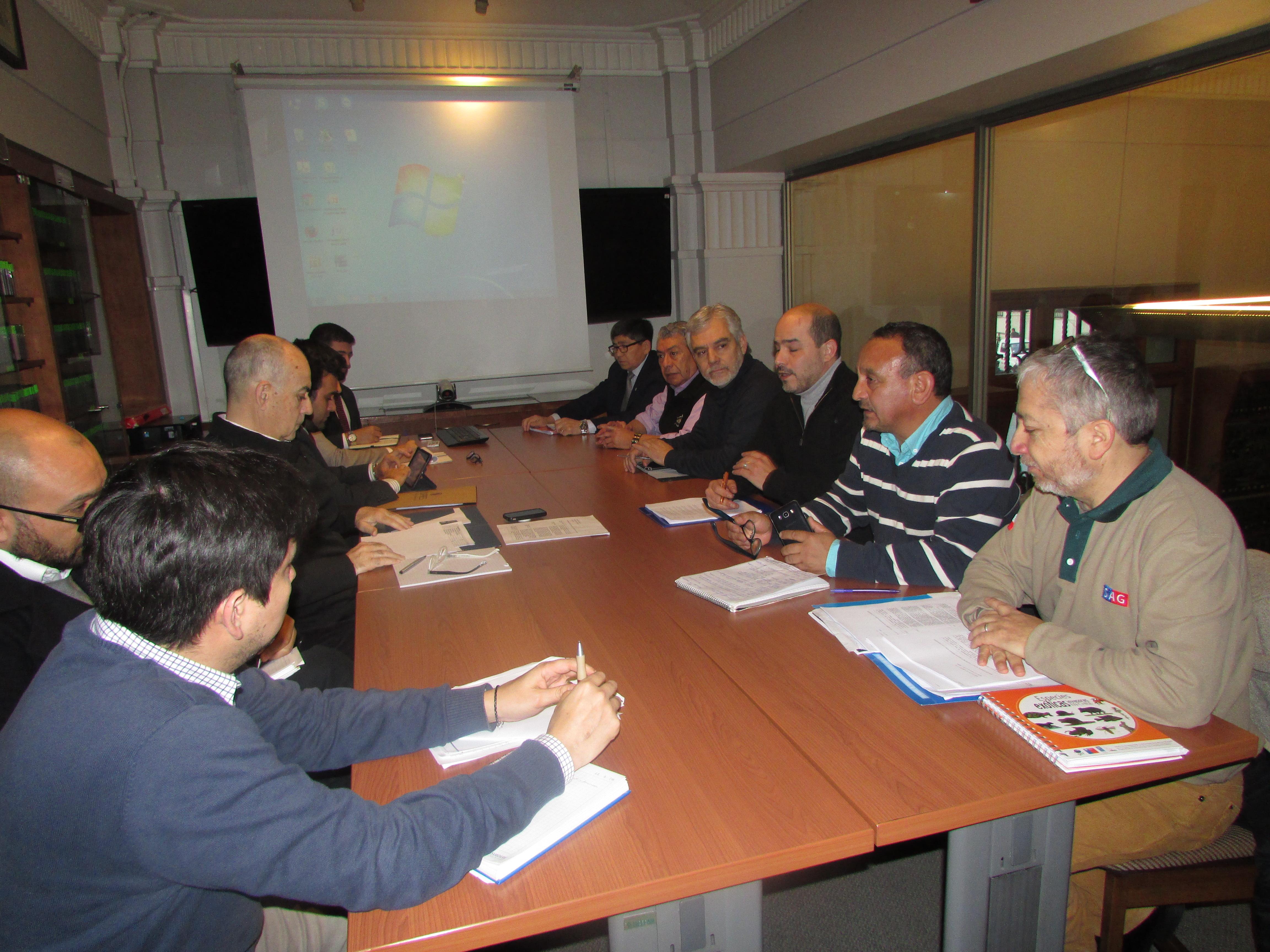 AFSAG participa en reunión ANEF y Hacienda por impacto de Decreto 90 - 11 Julio 2018