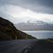 The dark road, Iceland