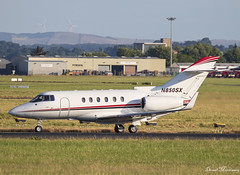 StarJet Leasing Group Hawker 800 N850SX