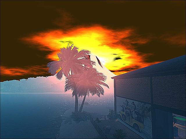 Zappa's - The Sky Is On Fire