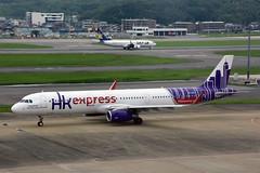 xxx 19 Hong Kong Express Airways B-LEH *
