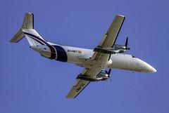 EMB-120FC Brasilia - Swiftair ( con librea de Seur ) - Despegando de I