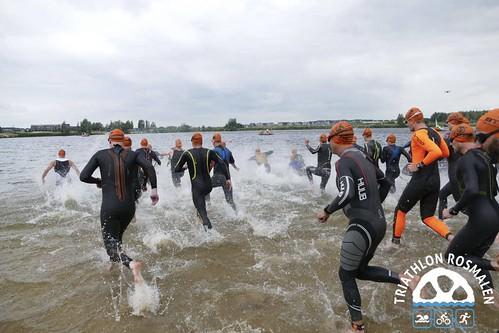 Triathlon Rosmalen 2018