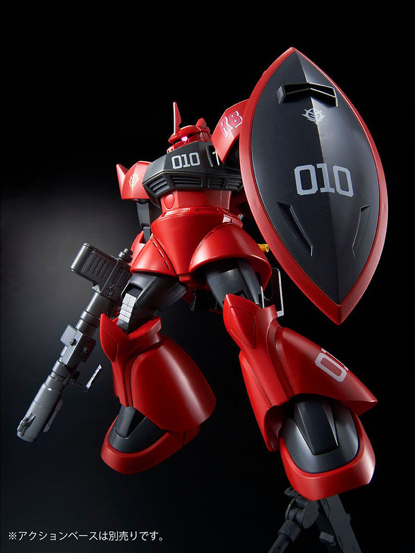 HG 1/144《機動戰士鋼彈MSV》MS-14B 「真紅閃電」強尼.萊汀專用高機動型傑爾古格(ジョニー・ライデン専用ゲルググ)【PB限定】