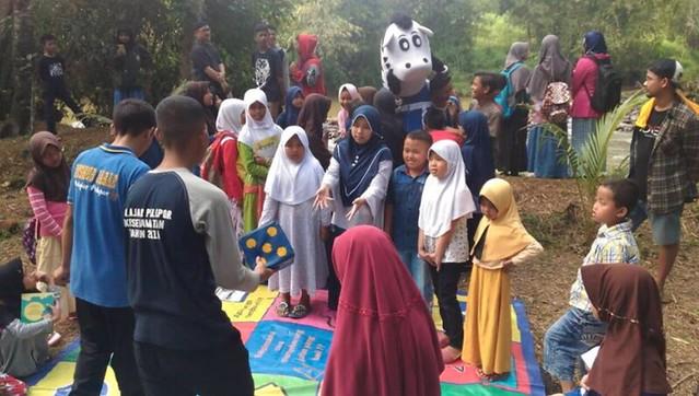 Festival Ramadhan Perpusdes Winduraja Membaca