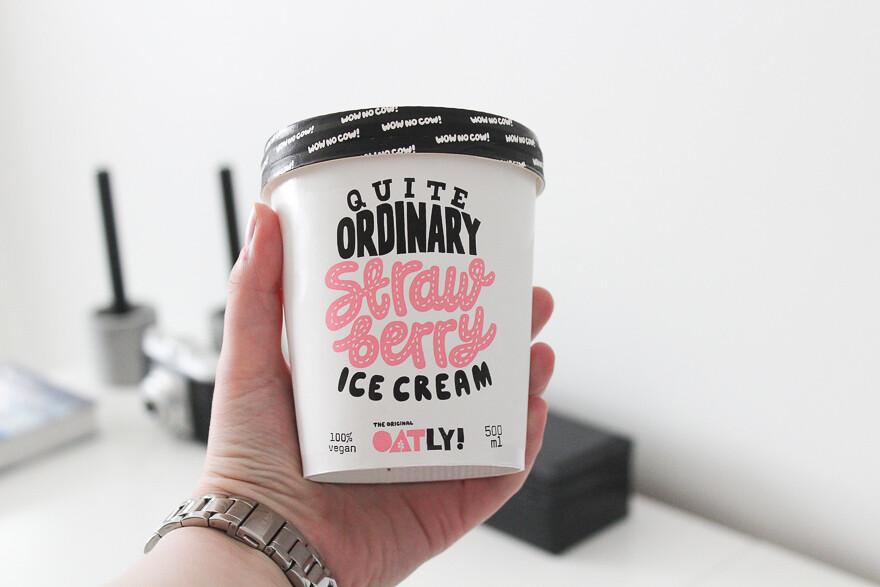 vegaani jäätelö