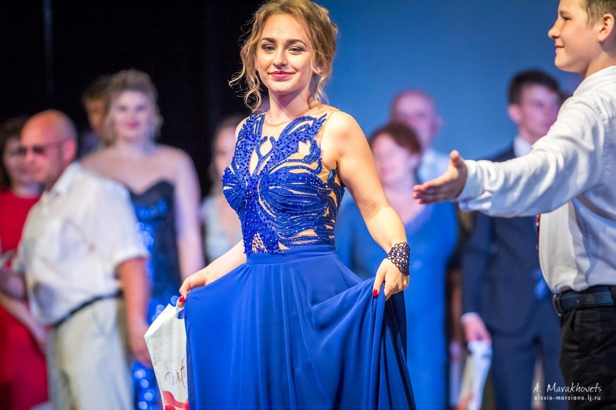 Выпускной, платье, Ульяновск