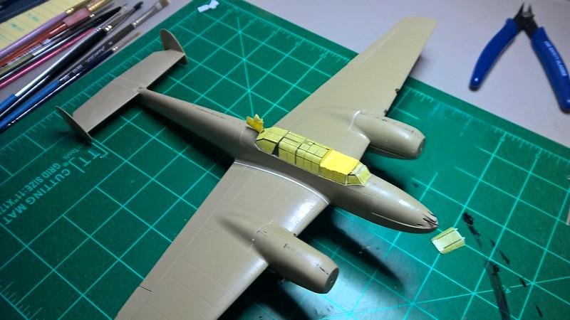 BF 110 E 14