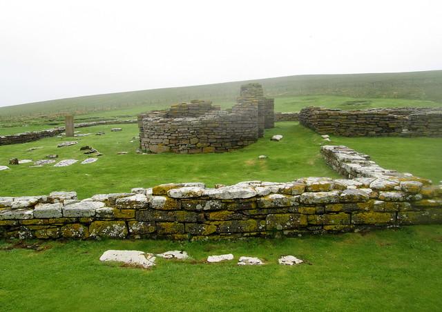 12th Century Church, Brough of Birsay,