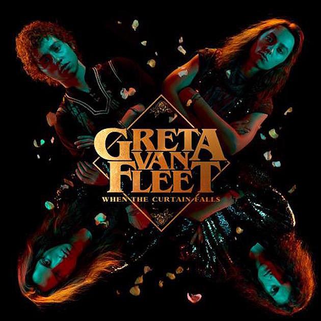 """Greta Van Fleet 釋出單曲試聽影音 """"When The Curtain"""" 1"""