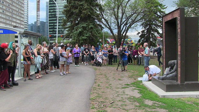 Edmonton Homeless Memorial 2018