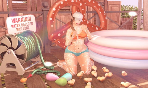 Pool Party {789}
