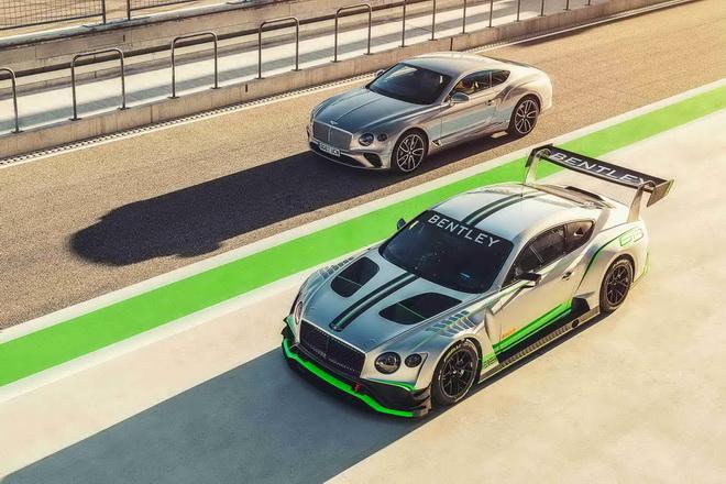 賓利汽車攜三台性能超凡車型 亮相英國古德伍德速度節(4)