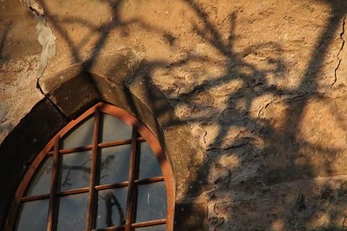 Kirchenfenster bei Golmsdorf