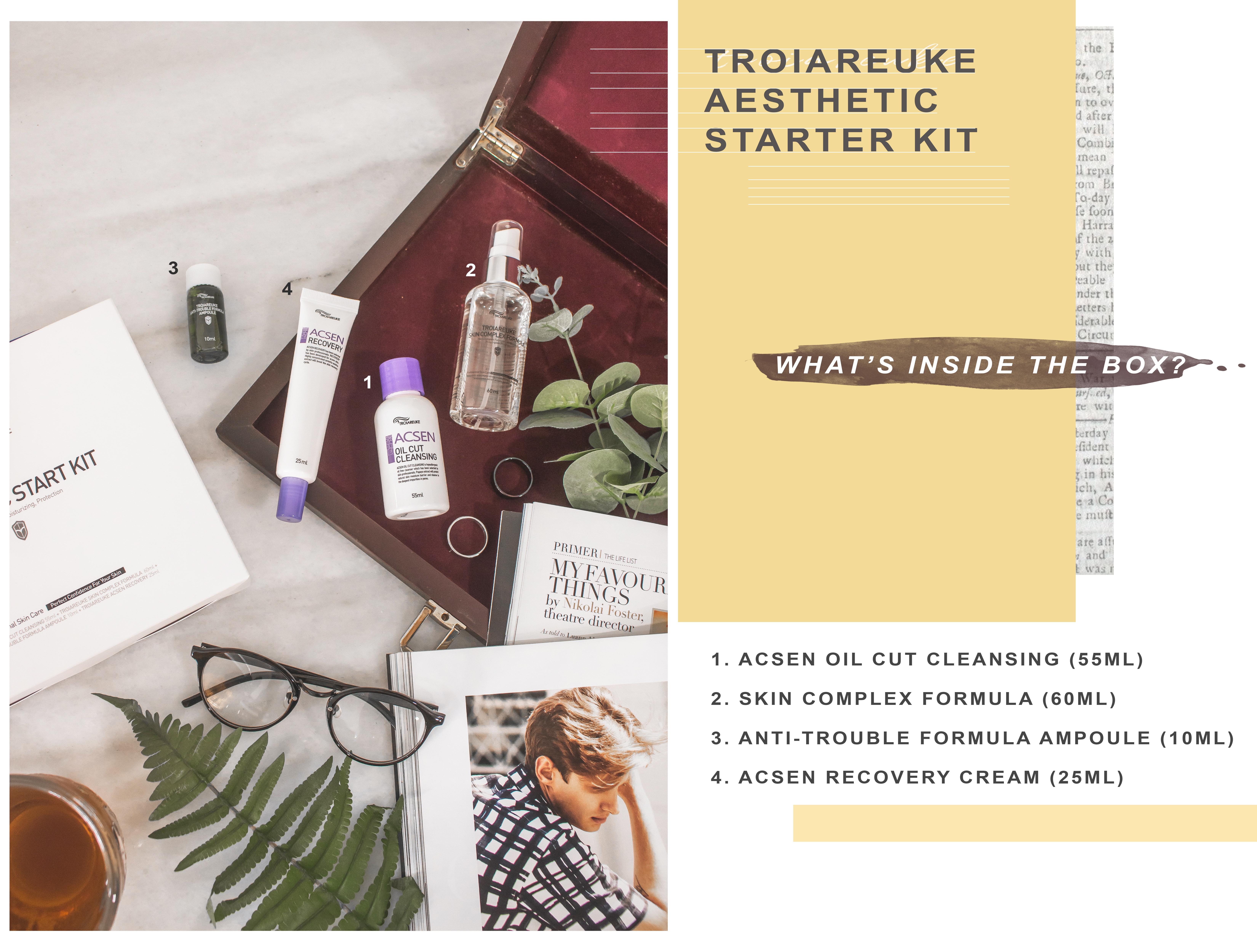 troiareuke aesthetic starter kit_1