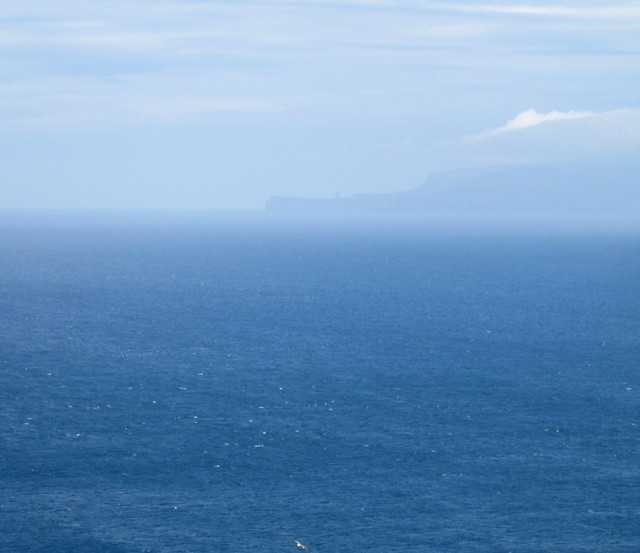 Hoy and Old Man of Hoy from Dunnet Head