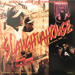 MASTA ACE INCORPORATED:SLAUGHTAHOUSE(JACKET A)