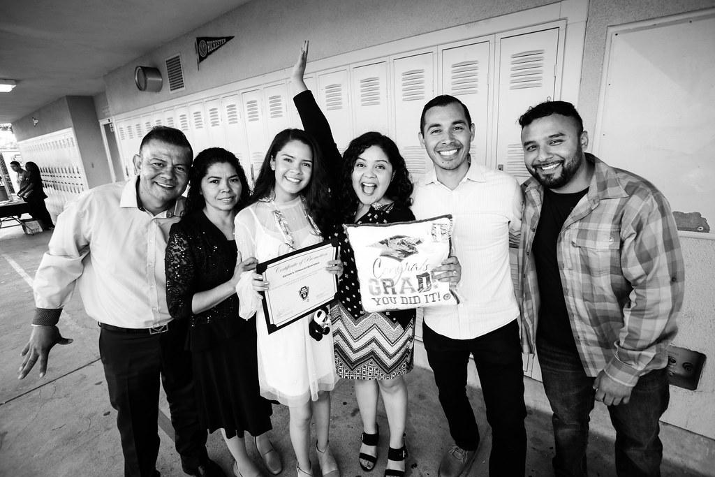 Ánimo Western Charter Middle School Graduation 2018