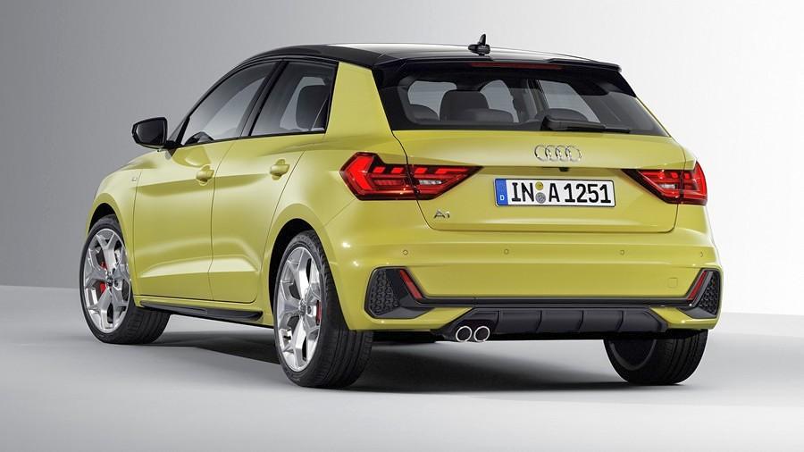 Audi A1 Sportback II 4