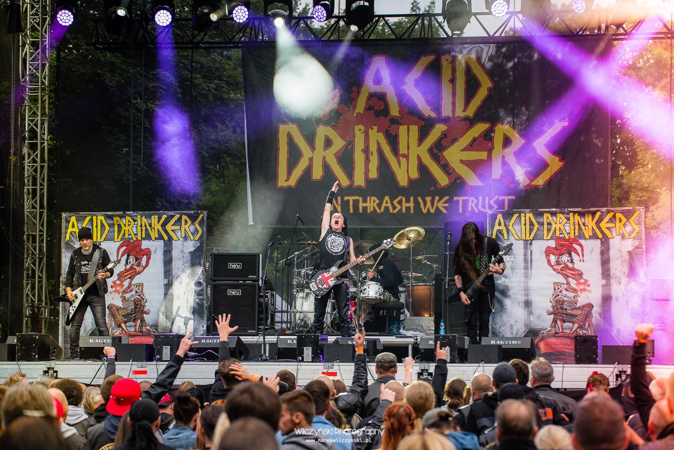 Eleven Bike Fest - Acid Drinkers